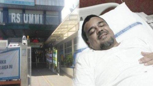 Berdalih Akan Diteror Buzzer, HRS Ngaku Tutupi Hasil Tes Corona: Nanti Dikatain Sudah Mampus