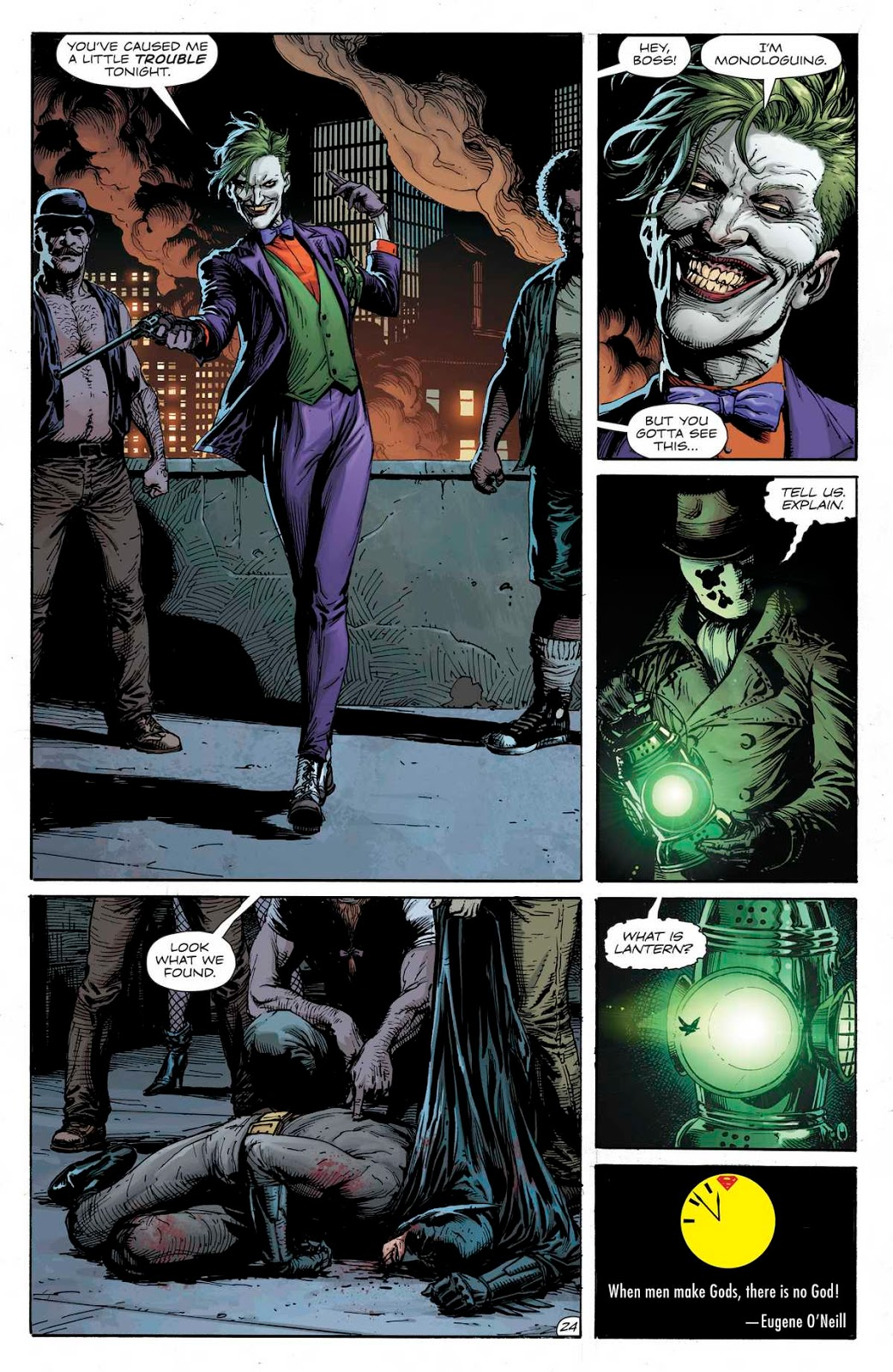 Helena Wayne Huntress Doomsday Clock 5 The Road To Finding The