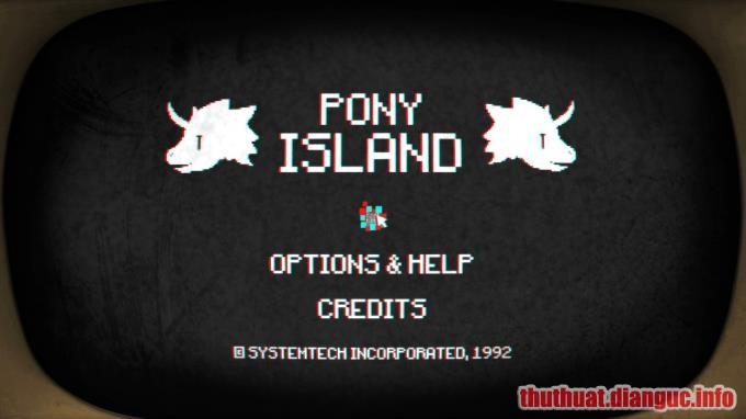 Download Game Pony Island Full Crack, Game Pony Island, Game Pony Island free download , Game Pony Island full crack, Tải Game Pony Island miễn phí