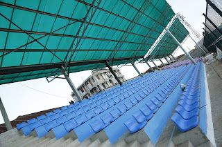 First international standard Football pitch in Kenya at Mombasa. PHOTO   Courtesy