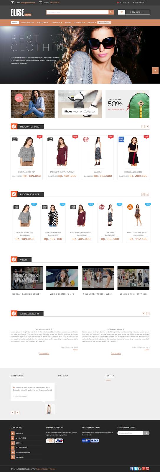 Bikin Website .com & Toko Online - 3