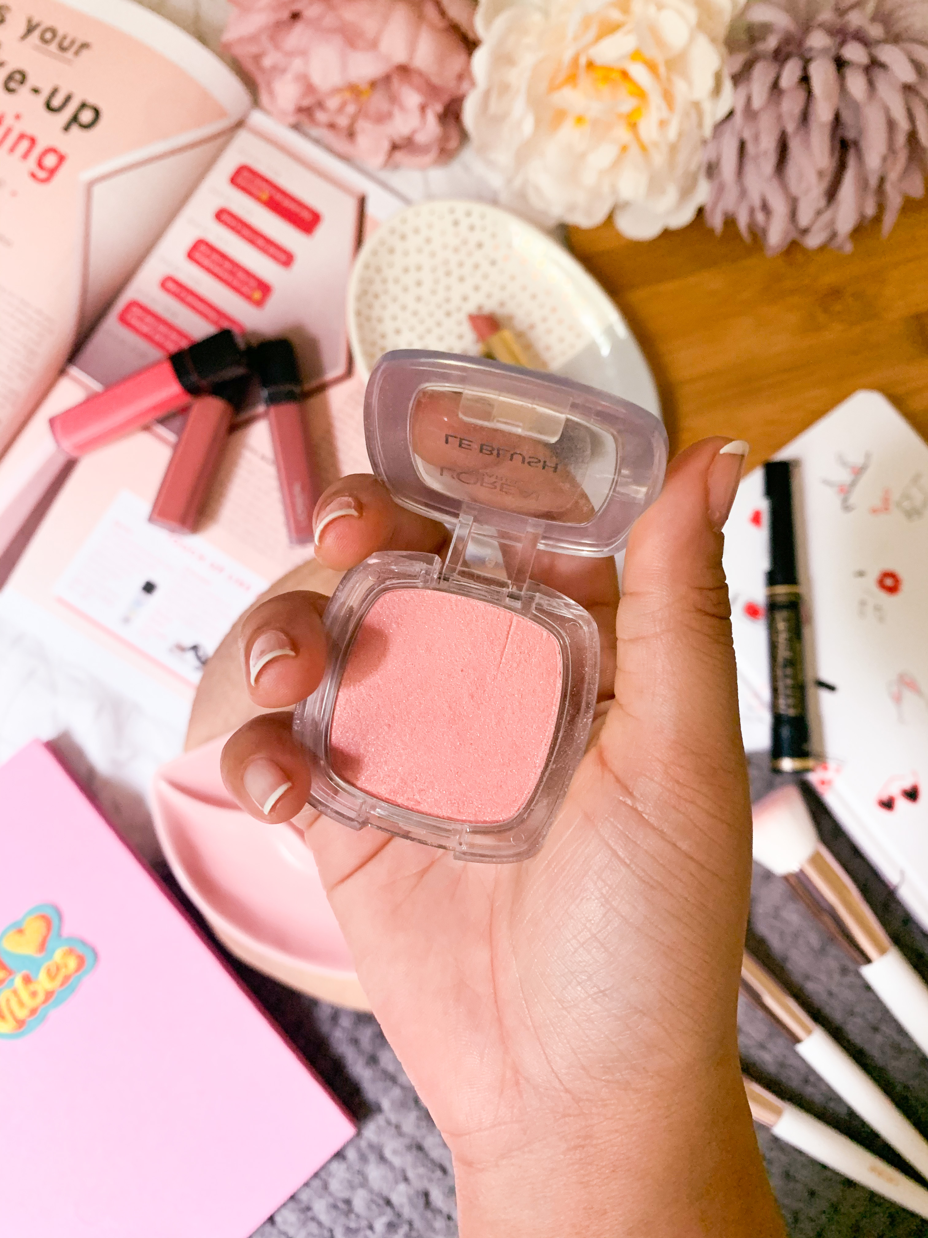 L'Oreal Luminous Rose Blush