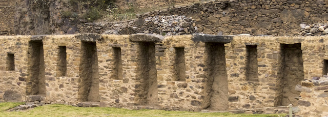 Why Stay in Ollantaytambo? See the trapezoidal doors and windows of the Ollantaytambo Ruins without the crowds