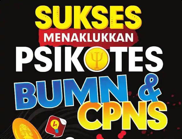 Download Ebook Sukses Menaklukkan Psikotes CPNS