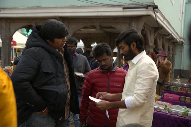 1 Dhanush • Karthik Subbaraj • Tamil cinema • Netflix