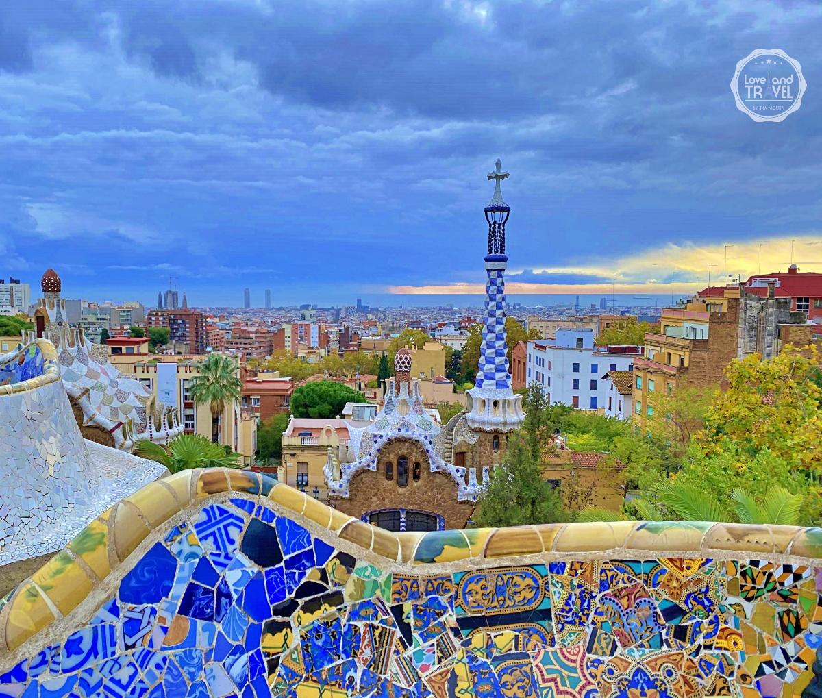 Park Güell Barcelona Gaudi