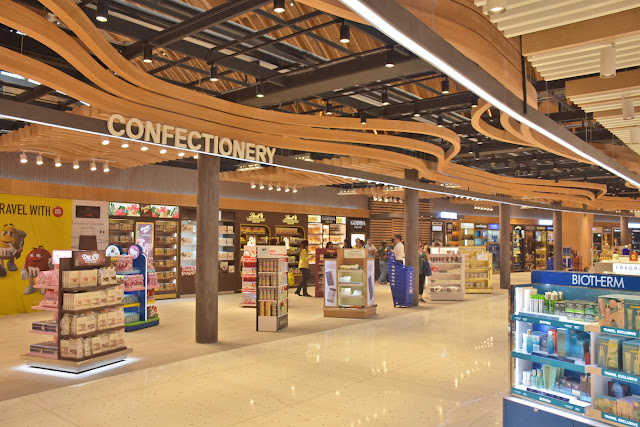 Duty Free Mactan Cebu International Airport - New Terminal 2