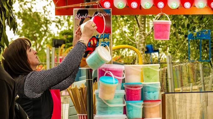 Cómo vender más con tu puesto de algodón de azúcar en las ferias