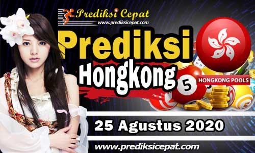 Prediksi Togel HK 25 Agustus 2020