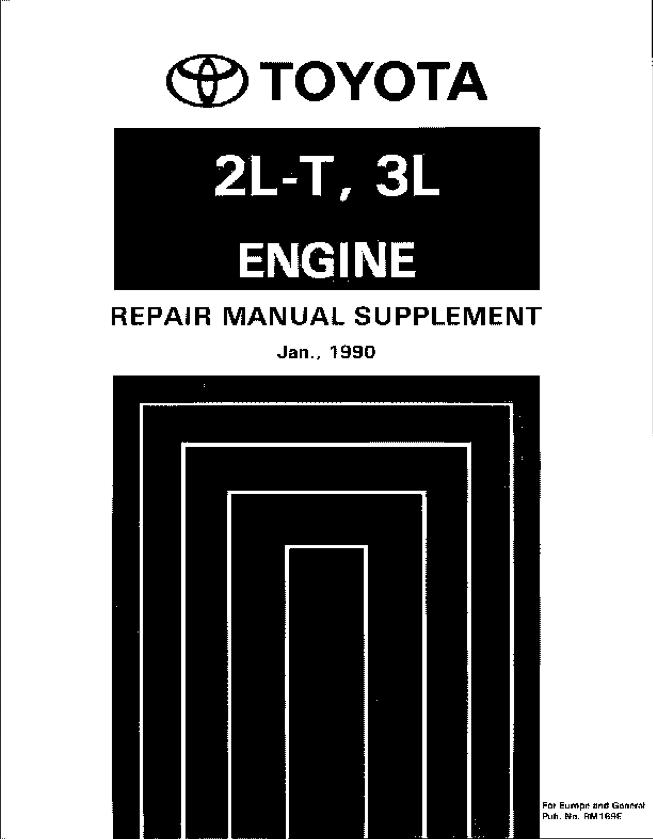 Toyota Kijang Cyber Community  Manual Book Toyota Kijang Diesel 2lt  3l