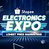 Shopee's Electronics Expo - Score Electrifying Discounts