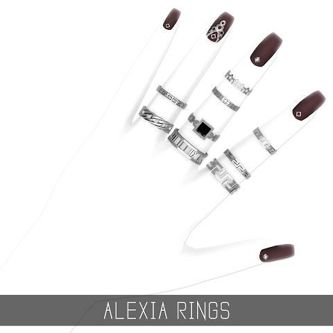 ALEXIA RINGS