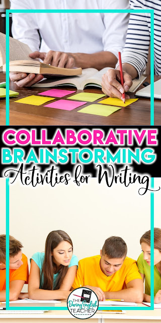 Collaborative Essay Brainstorming Strategies for Secondary Students