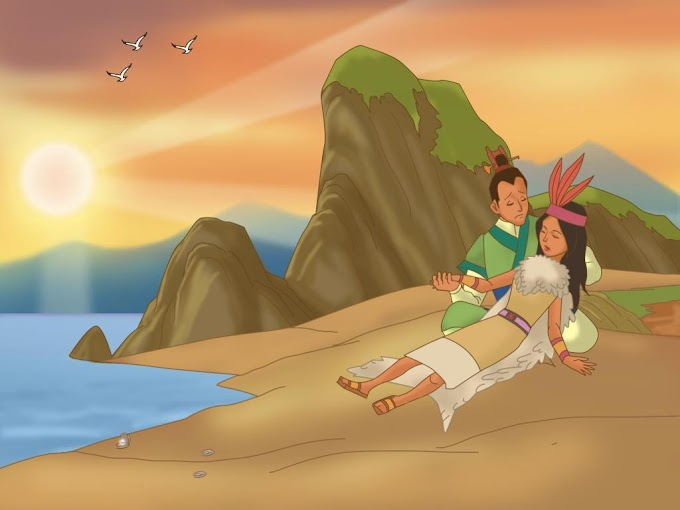 Myths and Legends: Love Story Of My Chau And Trong Thuy