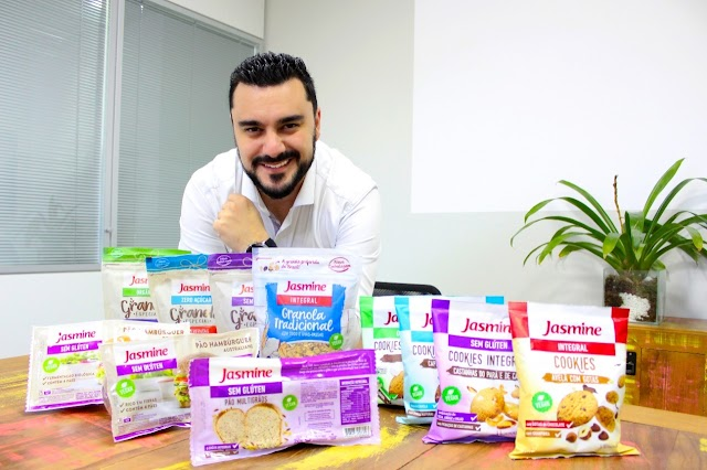 Novo CEO da Jasmine Alimentos projeta crescimento e anuncia novidades