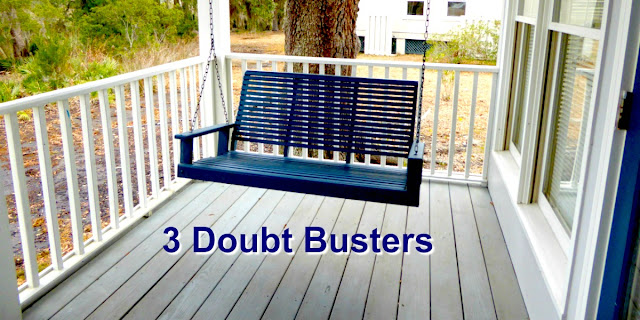 Doubt Busters - 3 Steps for Overcoming doubts about our faith