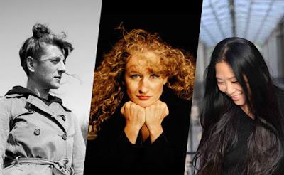 In between light and shade: Agathe Max, Anne Lovett, Li Chevalier