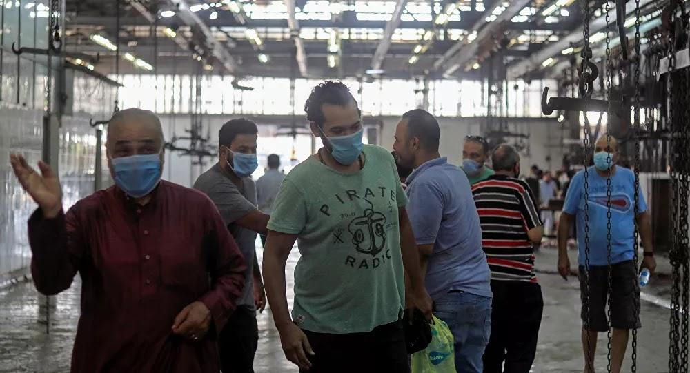 """""""ارتفعت عشرات الحالات""""... قفزة كبيرة في إصابات كورونا في مصر"""