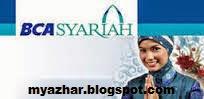 lowongan kerja terbaru pt bank bca syariah