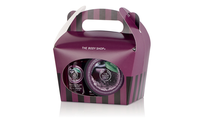 Mini ciruela, The Body Shop