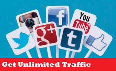 Get Unlimited Traffic