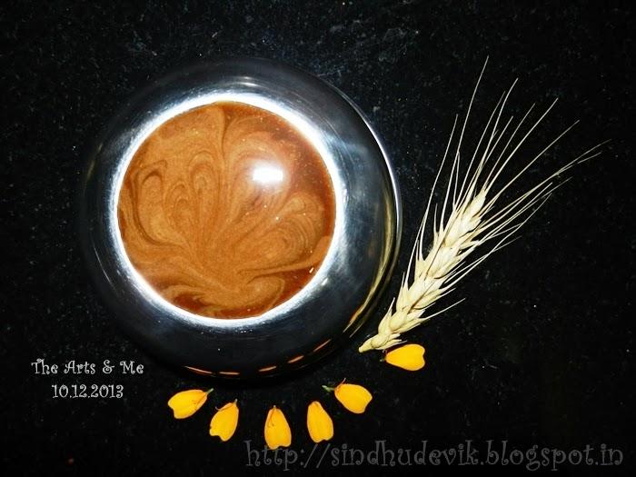 Butterfly - Imitation Latte Art