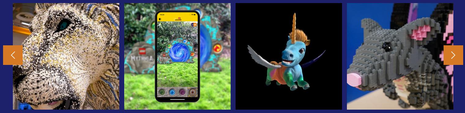 5月29日英レゴランドに『Mythica(ミシカ):World of Mythical Creatures』オープン(2021)