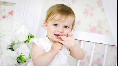 Beautiful Cute Baby Images, Cute Baby Pics And cute baby images with flowers,