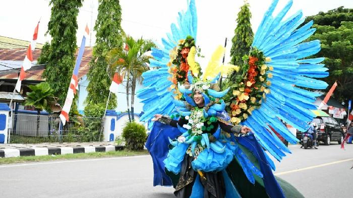 Sinjai Culture Carnival 2020 Sambut HJS ke-456, 84 Peserta Ikut Berpartisipasi