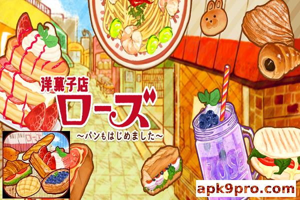 Dessert Shop ROSE Bakery v1.1.11 Apk + Mod (File size 98 MB) for android