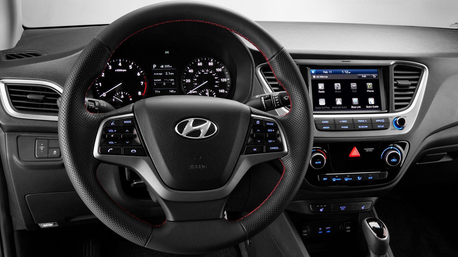 2017 - [Hyundai] Accent 2018%2BHyundai%2BAccent%2B-8