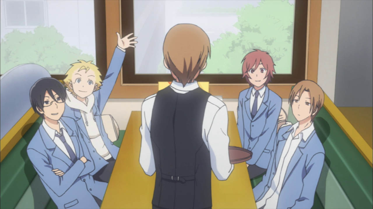 Review Anime Kimi To Boku 2