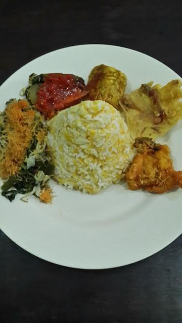 Nasi Jagung;Nasi Jagung, Kuliner Tradisional di Dekat Rumah;Nasi Jagung Madura