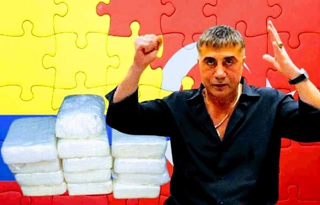 """""""Capo"""" Sedat Peker acusó a funcionarios turcos de participar en red de tráfico de droga entre Colombia y Turquía"""
