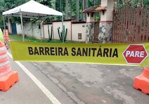 Coronavírus: Jacutinga vai ter barreira sanitária na divisa com Itapira