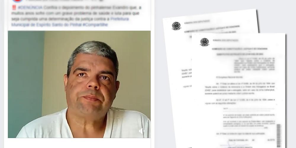 Prefeitura não cumpre decisão judicial e paciente sofre a espera de cirurgia