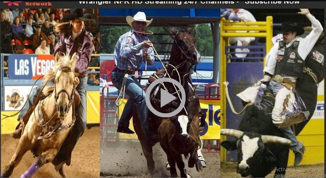 National Finals Rodeo NFR 2020 Live Stream Thursday, Dec 3rd – Dec 12th