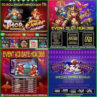 Bonus Slot Hoki368
