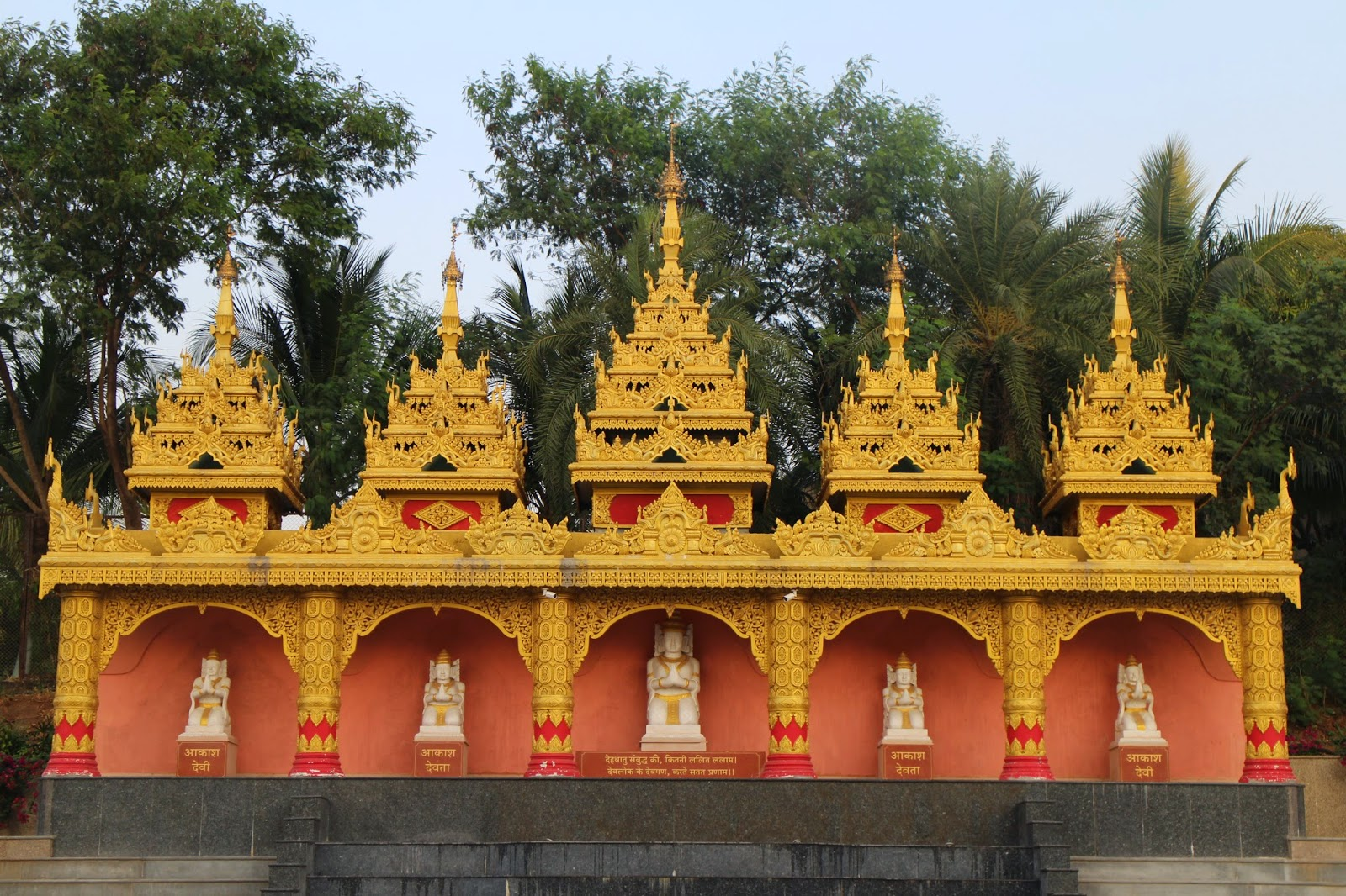 Global Vipassana Pagoda Mumbai, Places to visit in Mumbai, Vipassana Center, Gorai