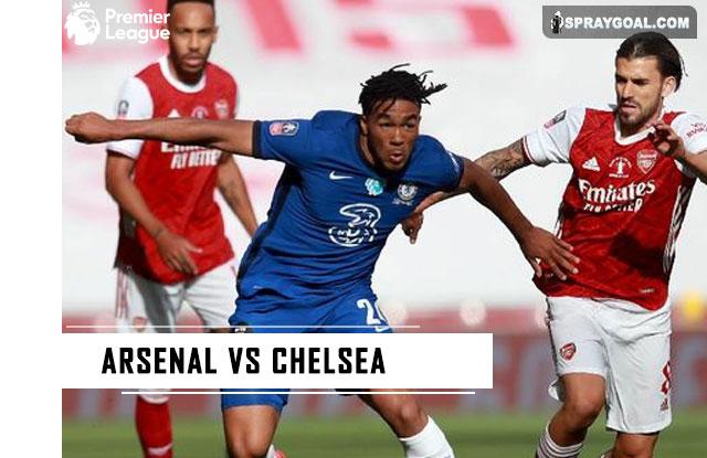 Arsenal vs Chelsea 27 Desember 2020
