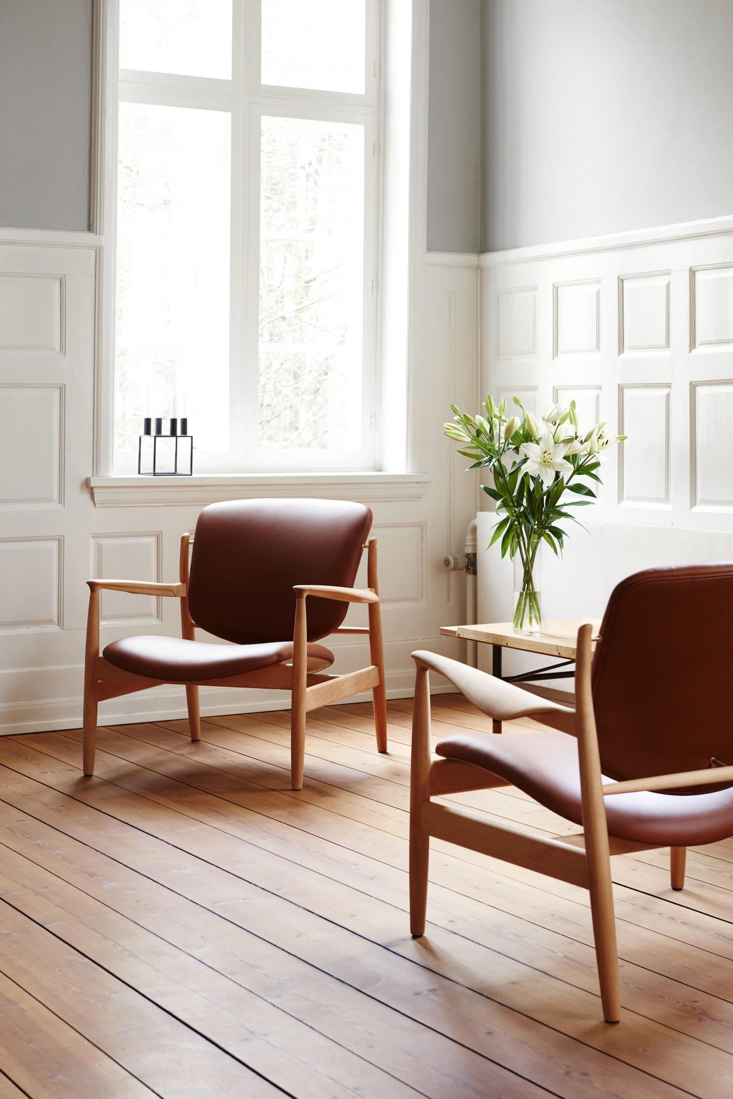 Bàn ghế phòng khách đơn giản 6