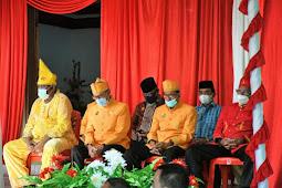 Usman Tamnge Hadiri Syukuran Pengukuhan Rat Tivle, Djafar Tamher