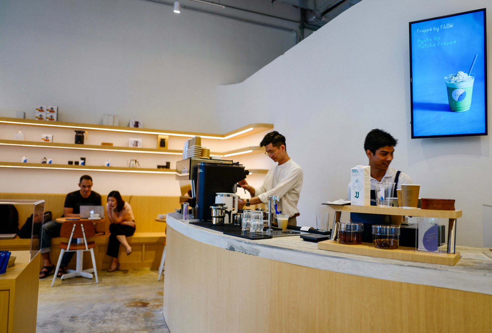 Flow Coffee, Nucleus Tower