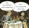 Politikacı ile Fahişe