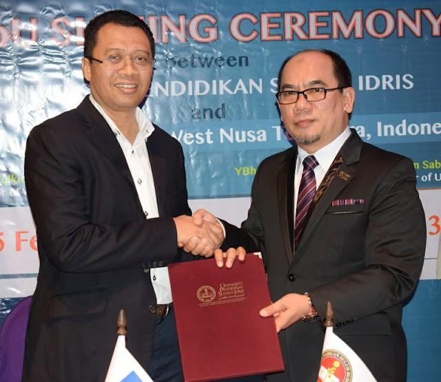 Pemprov NTB Siap Kirim 15 Mahasiswa, Lanjutkan S2 di Malaysia