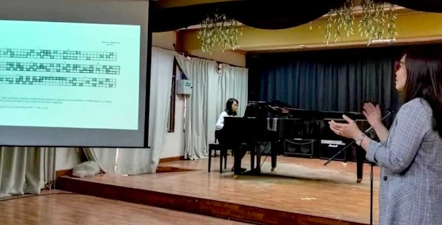 Free Hand lectures at UiTM, Yong Siew Toh Conservatory