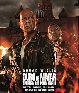 Duro de matar 5: Un buen dia para morir (2013) Online