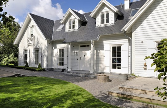 traditional scandinavian house design