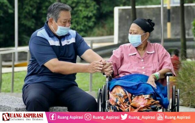 Bikin Haru, Postingan Terakhir Ibu Ani Yudhoyono di Instagram Sebelum Berpulang