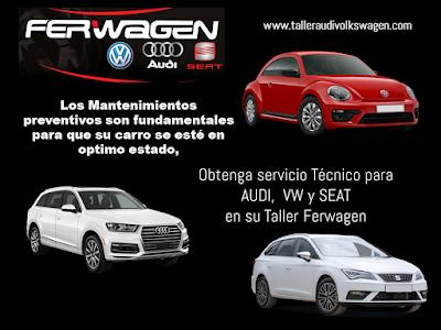 Taller Audi Volkswagen Seat en Bogota